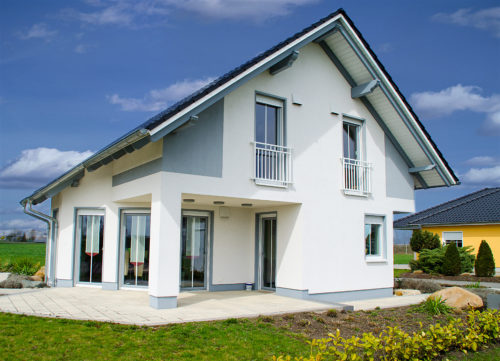 External insulation Ideal for new builds and retrofits