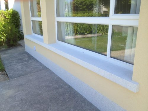 FEB GRC fibreglass concrete windowsill